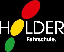 fahrschule holder logo