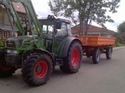 fuhrpark Traktor uai